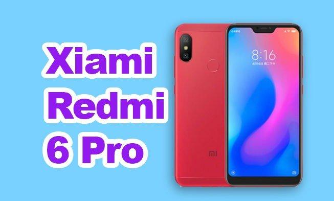 Xiaomi Redmi 6 Pro - Price, Comparison, Specs, Reviews