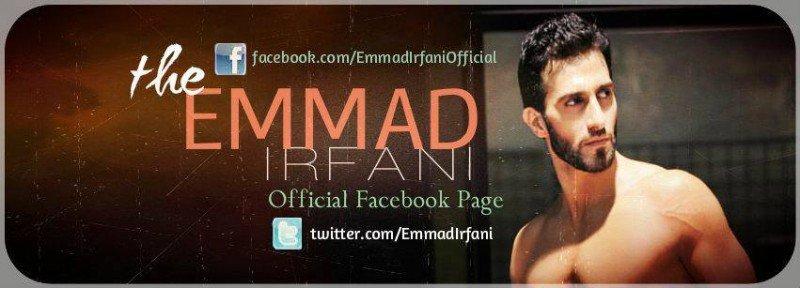 Emmad Irfani Cover Photo