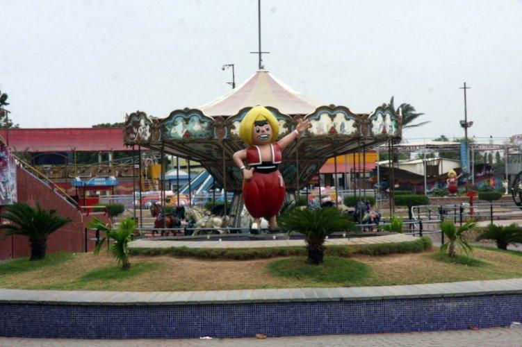 Aladin Park Karachi 005
