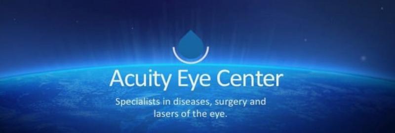 Acuity Eye Center - Cover
