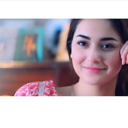 Stunning Hania Amir Cover Photo