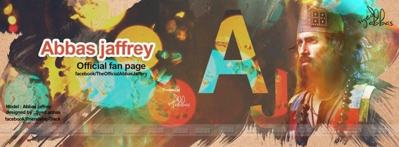 Abbas Jafri Cover