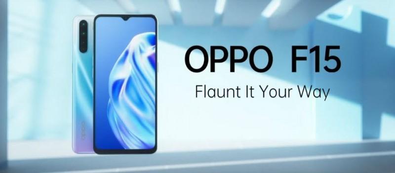 Oppo F15 Price,Reviews,Specs,Comparison