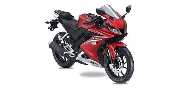 Yamaha YZF R15 V3.0 2018 - Price, Features and Reviews