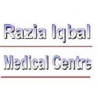Razia Iqbal Medical Center logo
