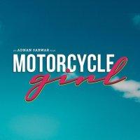 Motorcycle Girl 001