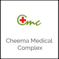 Cheema Medical Complex logo