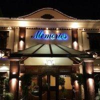 Memories Restaurant Johar Town Lahore Logo