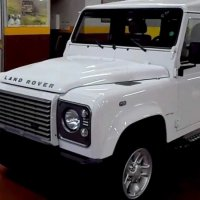 Land Rover Defender 90 SW 1