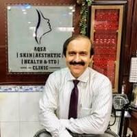 Dr Khalid Ahmed Abro