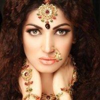 Sana Nawaz Bridal Look