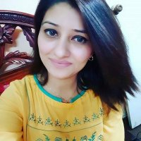 Gorgeous Summaya Rizwan in Yellow Dress