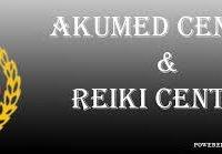Akumed & Reiki Centre Logo