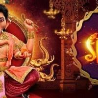 Vighnaharta Ganesha logo