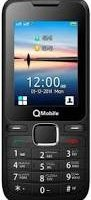 QMobile M150 Black Color