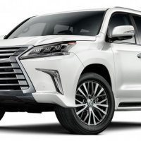 Lexus LX - Price, Reviews, Specs