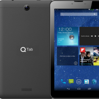 QMobile TAB V3 Plus Look