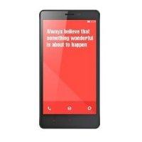 Xiaomi Redmi Note - Front Screen Photo
