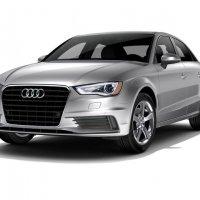 Audi A3 Sedan Silver