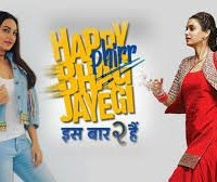 Happy Phirr Bhag Jayegi 3