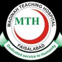 Madina Teaching Hospital Logo
