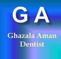 Ghazala Aman Dentist logo