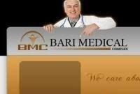 Bari Medical Complex Logo