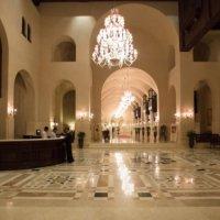Serena Hotel Reception