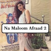 Na Maloom Afraad 2 - full information