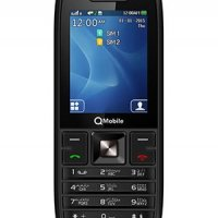 QMobile Power4 Front Look