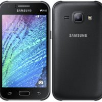 Samsung Galaxy J1 In Back View