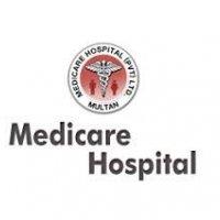 Medi Care Hospital logo