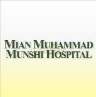 Mian Muhammad Munshi Hospital logo