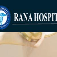 Rana Hospital logo