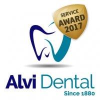 Alvi Dental Hospital logo