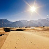 Katpana Desert Skardu