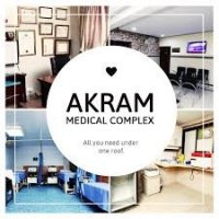 Akaram Medical Complex logo