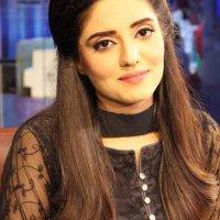 Addorable Sehrish Mansoor in Black Dress