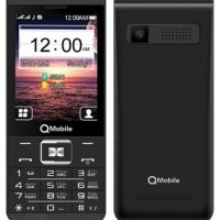 QMobile XL20 Front and Back Look