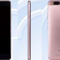 Huawei Honor V8 Look
