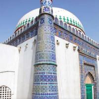 Shrine Khawaja Awais Kagha 1
