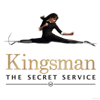 Kingsman The Golden Circle 2