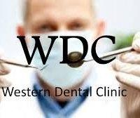 western dental practice logo