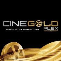 Cine Gold Plex Logo