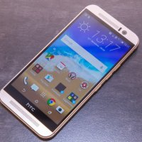 HTC One M9s Front View
