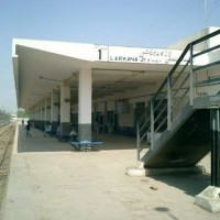 Larkana Junction Railway Station - Complete Information