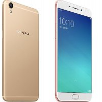 Oppo R9 Plus Front and Back Smart View
