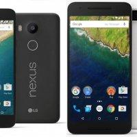 Huawei Nexus 6P Black and Grey