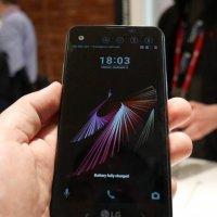 LG X screen Smart View