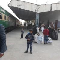 Gambat Railway Station - Complete Information
